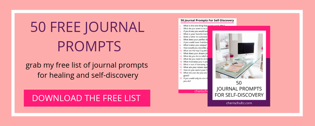 50 FREE JOURNAL PROMPTS