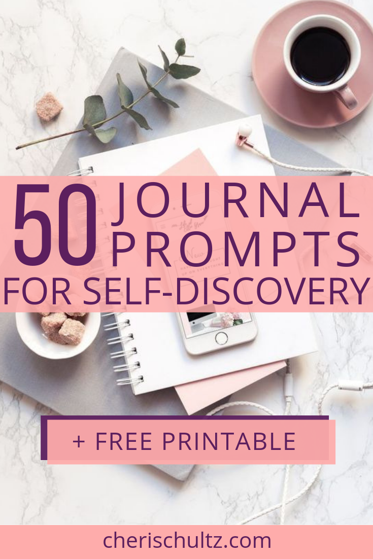 50 Journal Prompts for Self-Discovery