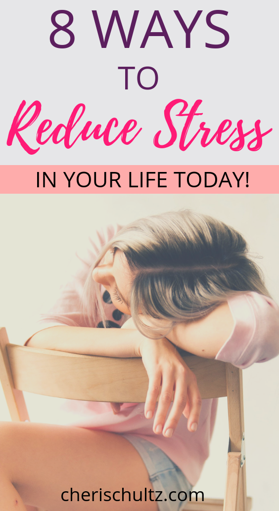 8 Ways To Reduce Stress and boost Confidence